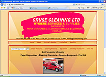 Cruse Cleaning